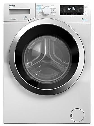 Beko WDW85143 Independiente Carga frontal A Blanco lavadora ...