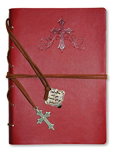 Divinity Boutique Journal with Red Cross Charm (22879)