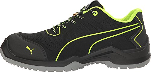 best place to buy online PUMA Safety Mens Fuse CT Black/Green outlet fashion Style 1MkPDz
