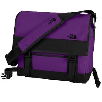 7dd17692dc The North Face Sac bandoulière Base Camp Messenger, Mauve (Gravity Purple),  M: Amazon.fr: Vêtements et accessoires