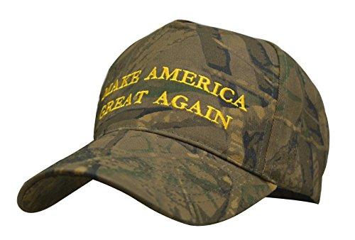 Make America Great Again Donald Trump USA Cap Adjustable Baseball Hat (Camo)