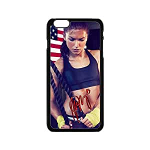 American Soccer Player Alex Morgan Cell Phone Case for Iphone 6