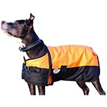 Derby Originals 600D Waterproof 150G Insulated Dog Blanket Coat with 1 Year Limited Warranty