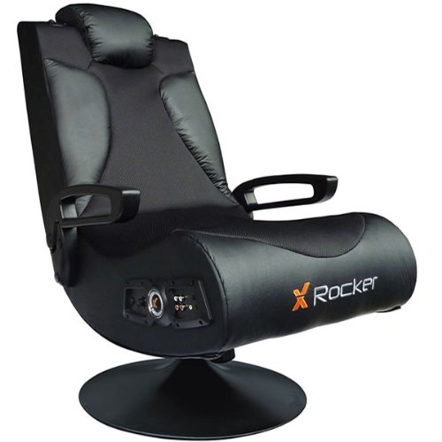 X-Rocker Vision 2.1 Gaming Chair with Stand 2012 Interactive Minds Ltd 5149001