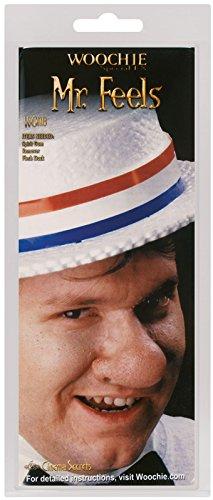 Cinema Secrets Woochie by Mr. Feels Nose Latex Appliance, Multi, One (Woochie Nose)