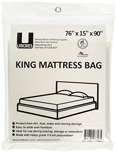 Uboxes King Mattress Poly