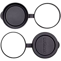 Opticron Rubber Objective Lens Covers 50mm OG L Pair fits models with Outer Diameter 60~62mm