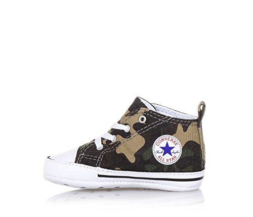 Converse - Converse Ctas First Star Hi Baby Sportschuhe Grün