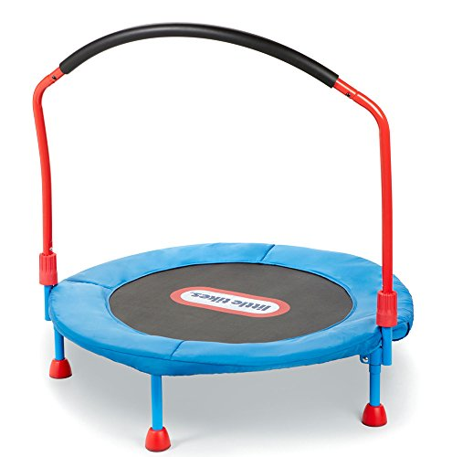 Easy Store Trampoline 3 FT by Little Tikes