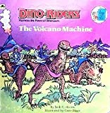 img - for The Volcano Machine (Dino Riders) book / textbook / text book