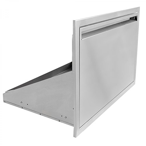 BBQGuys.com Aspen Series 30-inch Stainless Steel Roll-out Ice Chest Storage Drawer by BBQGuys.com