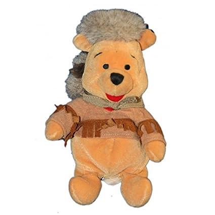 Frontier Pooh COLLECTOR Peluche Doudou Winnie lOurson Trappeur 22 cm Disney Disneyland Paris