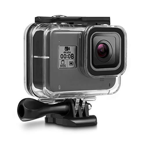 Deyard 60M Waterproof Case for GoPro Hero 8 Black Underwater