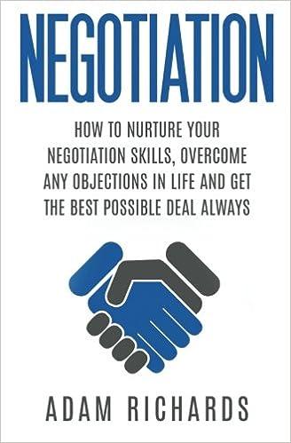 Как развивать ваши навыки ведения переговоров