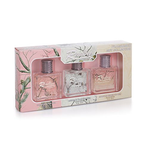 Realtree Fragrance Gift Collection for Women, 1.0 Fluid Ounce