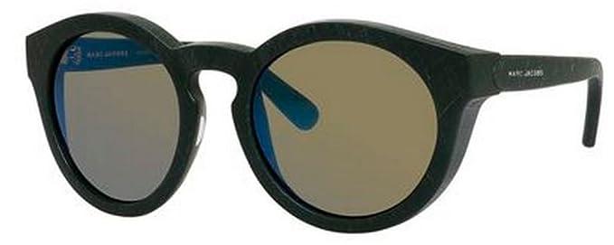 Amazon.com: Marc Jacobs anteojos de sol Bold Mirrored ...