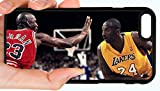 Jordan VS Bryant Basketball Goats Phone Case Cover - Select Model (iPhone 8)
