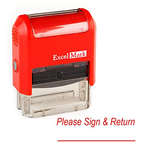 Rubber Stamp Please Sign - 2
