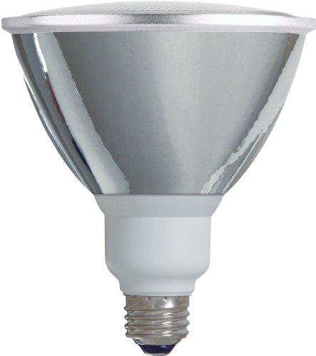 GE Lighting 63244 23-Watt Energy Smart CFL 1185-Lumen PAR38 Light Bulb with Medium Base, 1-Pack ()