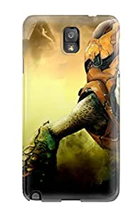 Elliot D. Stewart's Shop 8227816K41027415 Premium Durable Halo Fashion Tpu Galaxy Note 3 Protective Case Cover