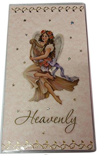 Angels Notepad (2018-19 Heavenly Angels Pocket Calendar Planner Datebook w/ Note Pad)