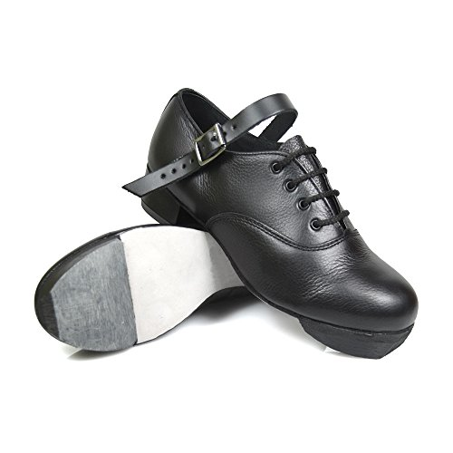 Antonio Pacelli Superflexi Irish Jig Shoe with Leinster Tip and Heel (Standard Width) Size 4