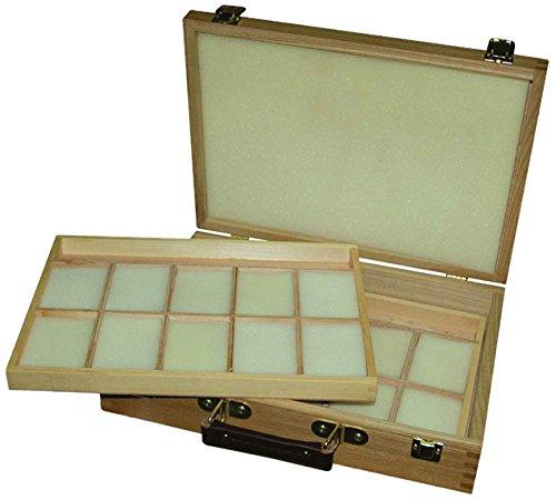 (Artcoe Two Tray Pastel Box, Pine by Artcoe)