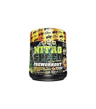 BIG Nitro Speed Pre-Entrenamiento - 350 gr: Amazon.es: Salud ...