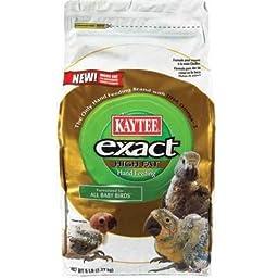 Kaytee Pet Products BKT100504659 Exact High Fat Baby Bird Hand Feeding Formula, 18-Ounce