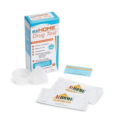 ezHome Drug Test Marijuana (THC), Made in USA (2)
