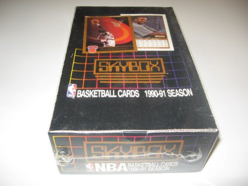 1990/91 Skybox Basketball Series 1 Box ()