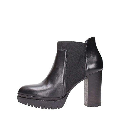 Janet Sport 38937 Lace Ankle Shoes Femme Noir