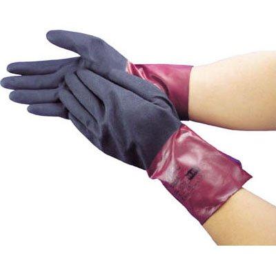 アンセル 耐溶剤作業用手袋 アルファテック L 12双セット 585309 B00JAVQVEE
