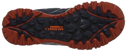 Mid Hautes Capra Chaussures Black Noir Navy Bolt Homme de tex Randonnée Merrell Gore 8REwxUdq8