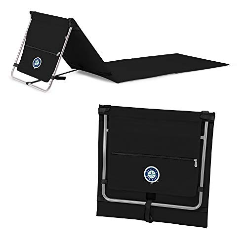 OKSLO Seattle mariners portable lounger beach mat - black - no size