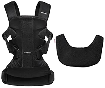 7be2fde8408 Amazon.com   BABYBJORN Baby Carrier One - Black