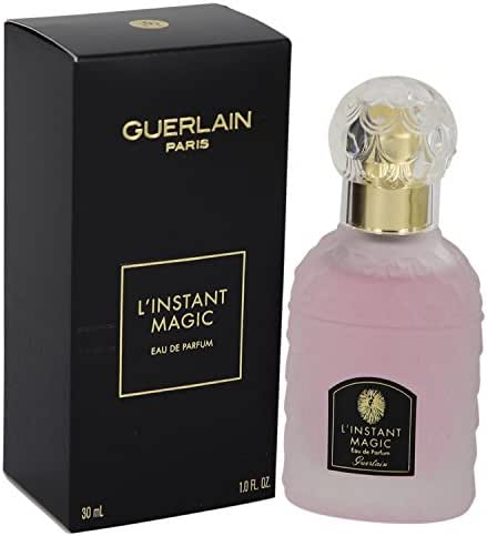 Guerlåin L'instänt Magíc Pèrfume For Women 1 oz Eau De Parfum Spray + Free Shower Gel
