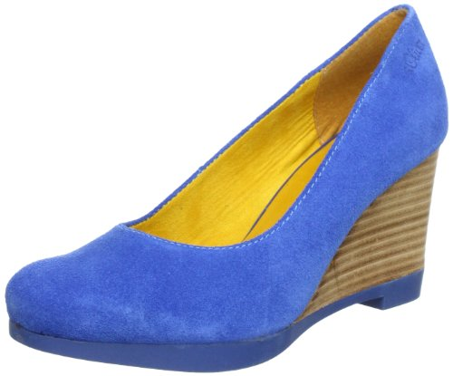Pumps Oliver Women's Blue Casual 838 s Blau Royal wa8Tn