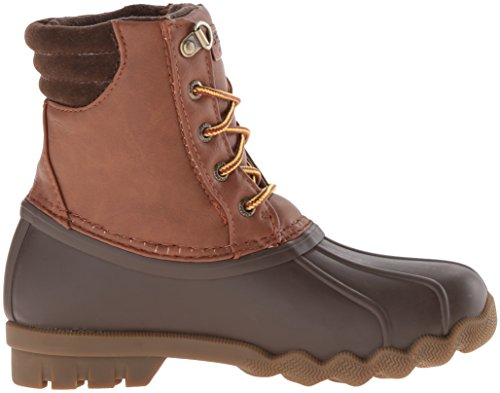 Ragazzi Di Gomma Impermeabili Di Sperry Avenue Duck Boot Brown