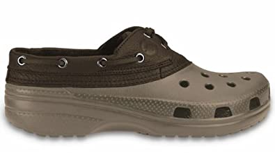 89d36c8806db08 Image Unavailable. Image not available for. Colour  Crocs - Islander - Khaki    Chocolate - 5 uk  Apparel