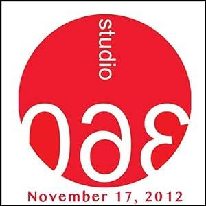 Studio 360: 11-17-2012 Radio/TV Program