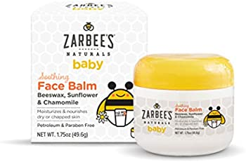 Zarbee's Naturals Baby Soothing Face Balm 1.75 Ounce