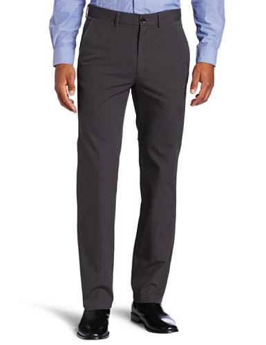Dockers Men's Limited Offer D1 Herringbone Stripe Pant, Addison Slate - discontinued, 33W x 32L ()