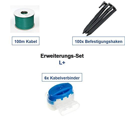 genisys Kit de expansión L + Viking imow IKIT Cable Ganchos ...