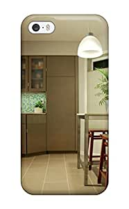 Kingsbeatiful Candice Mclaughlin Awesome case cover Compatible With Iphone 6 4.7 - Contemporary Kitchen With Bar-height Table And Barstools 6BGQVOUzu36 4.7