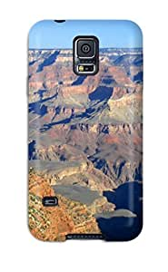 IldFgHV14369gojPh Faddish Grand Canyon Case Cover For Galaxy S5