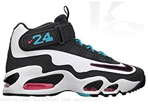243320baf18e NIKE Air Griffey Max. 1 Home Run Derby Mens Cross Training Shoes 354912 100  White 11 M US