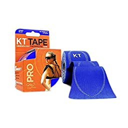 KT TAPE Pro Athletic Tape Sonic Blue One Size