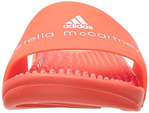 Adidas Door Herstel Stella Mccartney Vrouwen Schuift Kern Rood / Ftwr Wit