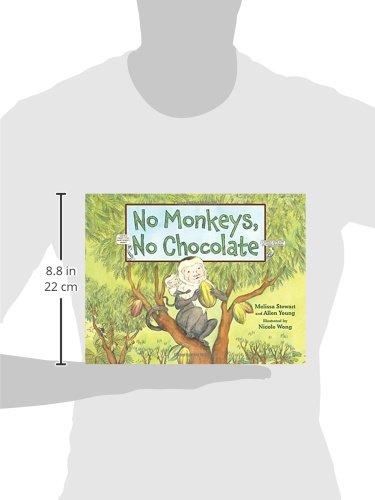 No Monkeys, No Chocolate by Charlesbridge Publishing (Image #3)